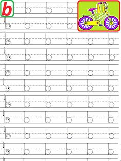 EDUCATIA CONTEAZA: LITERE PUNCTATE DE TIPAR Letter Writing Worksheets, Alphabet Writing, Teaching The Alphabet, Handwriting Worksheets, Alphabet Worksheets, Learning Letters, Bilingual Education, Preschool Education, Preschool Math