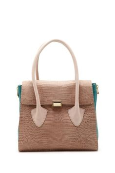 Pour La Victoire Morandi Medium Satchel Bag $180 - Hautelook.com