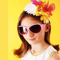 """Sonnenbrille """"Coast""""- Red Poppy! Hippe Design-Sonnenbrille mit 100% UV-Schutz nach australischen Standards!"""