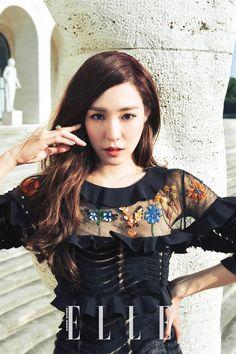 Team ʚïɞ TaeTae ʚïɞ (160923 Tiffany @ ELLE HongKong October Issue。)