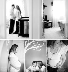 maternity photos... LOVE these!
