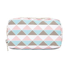 LeSportsac Rectangular Cosmetic Bag Cosmetic found on Polyvore