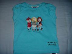 camiseta patch-Manualicraft - Amigurumi, scrap y costura creativa