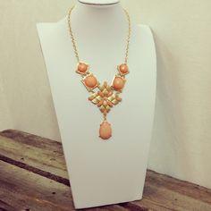 Apricot Elegant Necklace