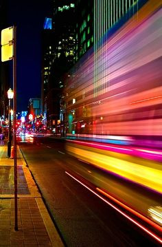 Light trails of cars, busses etc. Captured with a slow shutter speed. Berlin Photography, Light Painting Photography, Motion Photography, Exposure Photography, Urban Photography, Night Photography, Street Photography, Performance Artistique, Urbane Fotografie