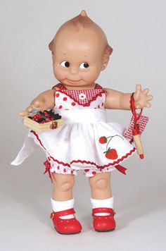 Strawberry Kewpie-licious Kewpie by Charisma Brands