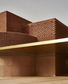 New photos for the musée YVES SAINT LAURENT in Marrakech - HKZ| MENA design magazine