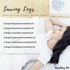 Together with lifestyle changes, this essential oil blend may help you stop snoring. Click image to read more. Helichrysum Essential Oil, Cedarwood Essential Oil, Geranium Essential Oil, Frankincense Essential Oil, Eucalyptus Essential Oil, Essential Oils For Pain, Doterra Essential Oils, Essential Oil Diffuser, Essential Oil Blends