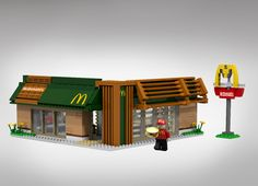 LEGO Ideas - McDonald's