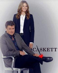 Rick Castle, Castle Abc, Richard Castle, Castle Tv Shows, Beckett Quotes, Greys Anatomy Cast, Castle Beckett, Detective Series, Ski Fashion