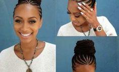 Ghana braids with Senegalese twist by Darlean Thickyd ...