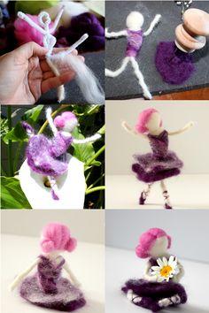 """Résultat de recherche d'images pour """"needle felted fairy"""""""