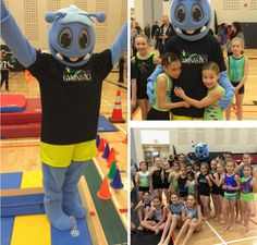 FLIP the Mascot of Gymnastics Ontario at local events Community Organizing, Marketing Program, Local Events, Ontario, Gymnastics, Goals, Tips, Fitness, Advice