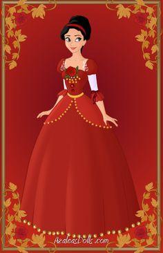Blair- Barbie and the 12 Dancing Princesses by ninjagofangirl1919.deviantart.com on @deviantART