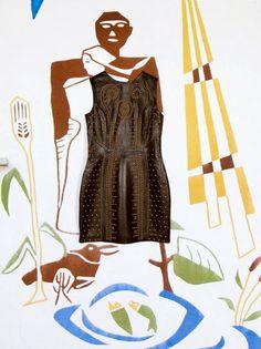 Kleid von H&M Versace Kollektion
