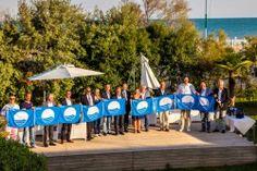 Bandiere blu al vento Sette sindaci festeggiano