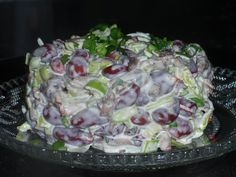 Sałatka wg Ewy Wachowicz Cabbage, Food And Drink, Vegetables, Recipes, Salads, Cabbages, Vegetable Recipes, Brussels Sprouts, Veggies