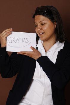 Thanks, Karla Hernandez, Hospital Univesitario, Enfermera / Médico, Cirujano, Monterrey, México.