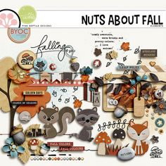 prd 10Nuts About Fall | Elements