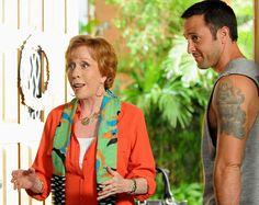 #H5O: Season 6 Preview Aunt Deb & McGarrett (Burnett/O'Loughlin)
