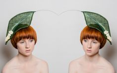 Spring/Summer 2013 floral gardens collection | Robyn Coles Millinery