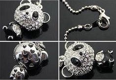 Pretty Panda Necklace