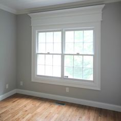 Trick out your trim molding - Go to SawdustGirl.com to see it in action!