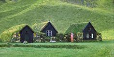 Tetti verdi e non solo: le Turf house in Islanda candidate a patrimonio dell'Unesco (FOTO)