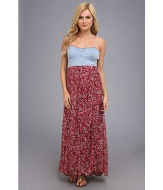Billabong Into The Tide Dress Grapefruit - 6pm.com
