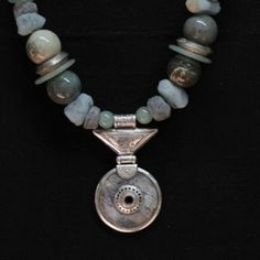 Tuareg sterling, jasper and stone