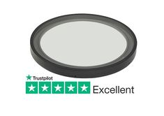 High quality structurally bonded circular rooflights for flat and pitched roof applications. Fully assembled and easy to install circular rooflight. Roof Light, Glaze, Isomalt, Tooth Enamel