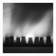 Gorgeous black and white landscapes by Jay Vulture, professional fine art photographer and artist currently based in Central London, England. Jay focuses on daytime long exposure fine art photography. Best Landscape Photography, Exposure Photography, Night Photography, Fine Art Photography, Portrait Photography, Photography Ideas, Abstract Photography, Black And White Landscape, Black N White Images