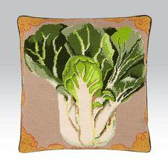 good enough to eat! - Pak Choi - Ehrman Tapestry