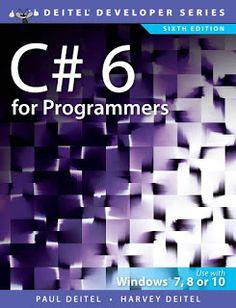 92da3eb6ba7bb IT Free Ebooks  C  6 for Programmers 6th Edition Telecharger Livre