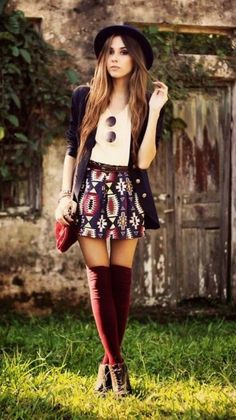 Adorable Boho Casual Outfits to Look Cool  (29)
