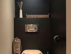 Deco Zen, Beige, Sconces, Wall Lights, Home Decor, The Originals, Black Toilet, Black Ceiling, Walls
