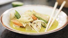 Eén - Dagelijkse kost - kip met currysaus en groenten | Eén