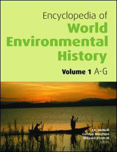 Encyclopedia of World Environmental History (Hardback) - Routledge