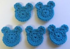 Check out this item in my Etsy shop https://www.etsy.com/uk/listing/262460043/crochet-blue-teddy-bear-applique-motif