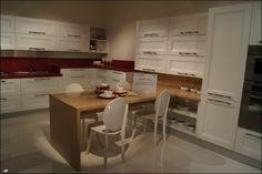 Meblo Komp: kuchnia klasyczna przykład