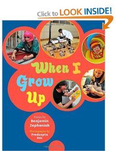Benjamin Zephaniah - When I Grow Up