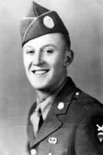 Pfc James J. Corr, 502nd PIR Company H, Silver Star Recipient