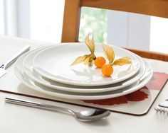 Judge Coup Plates JFY100 20cm, JFY102 23cm, & JFY104 26.5cm  From Judge Table Essentials range