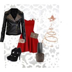 """tis the season"" by tiffy79 on Polyvore"