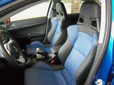Check out the custom Recaro seats! Car Seats, King, Vehicles, Check, Car, Vehicle, Tools