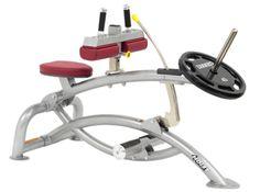 Máquina de musculación fitness profesional, elevación para pantorrillas y piernas RPL 5363 de Hoist.