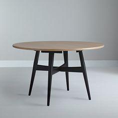 "Buy Hans Wegner The ""U"" 6 Seater Dining Table Online at johnlewis.com"