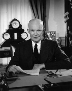 Dwight D. Eisenhower - Presidente de EEUU.
