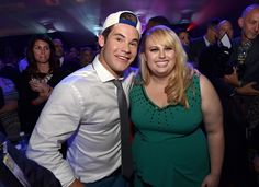 Are Rebel Wilson & Adam Devine Friends In Real Life? The 'Pitch Perfect 2' Stars Have Chemistry On & Off Screen
