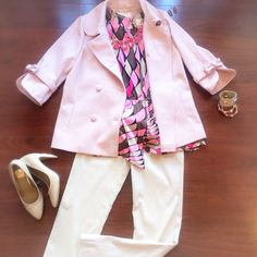 Pretty in Pink  #bellaragazzaboutique @juliebrowndesigns #pink #workingwomanwednesday #ladylike #lovely #ootd